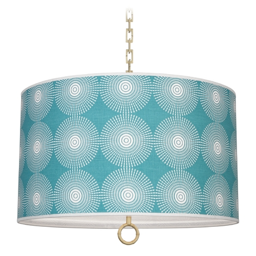 Robert Abbey Lighting Robert Abbey Jonathan Adler Meurice Pendant Light 57ST