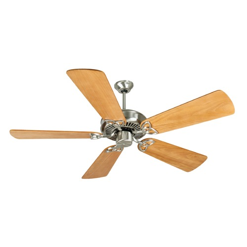 Craftmade Lighting Craftmade Lighting Cxl Stainless Steel Ceiling Fan Without Light K10985