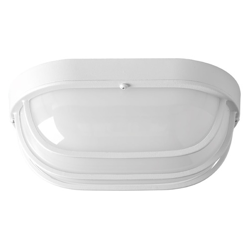 Progress Lighting Progress Lighting Bulkheads White LED Close To Ceiling Light P3649-3030K9