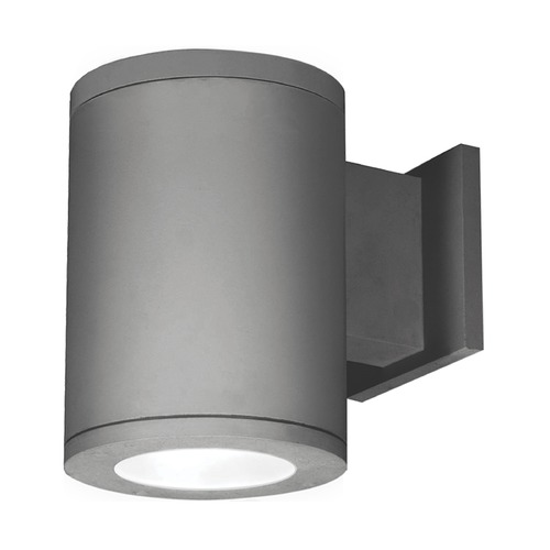 WAC Lighting 5-Inch Graphite LED Tube Architectural Wall Light 4000K 2320LM DS-WS05-F40S-GH