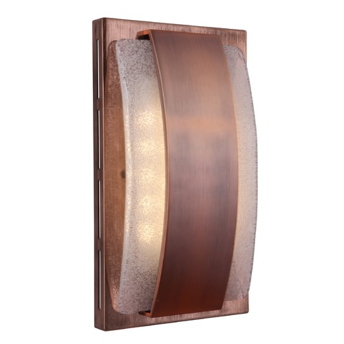 Craftmade Lighting Craftmade Lighting Illuminated Brushed Copper Doorbell Chime ICH1710-BCP