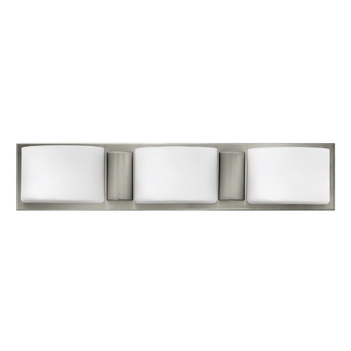 Hinkley Lighting Hinkley Lighting Daria Brushed Nickel Bathroom Light 55483BN