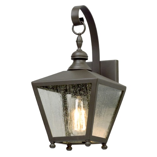 Troy Lighting Troy Lighting Mumford Bronze Outdoor Wall Light B5191