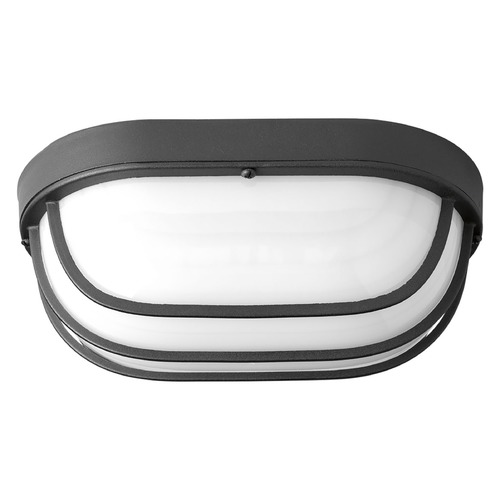 Progress Lighting Progress Lighting Bulkheads Black LED Close To Ceiling Light P3649-3130K9