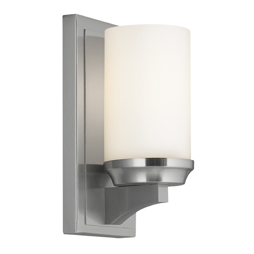 Feiss Lighting Feiss Lighting Amalia Brushed Steel Sconce WB1722BS