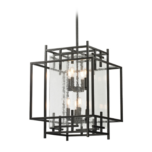 Elk Lighting Pendant Light in Oil Rubbed Bronze Finish 14204/4+4