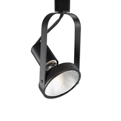 WAC Lighting Wac Lighting Black Track Light Head JTK-765-BK