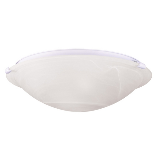Livex Lighting Livex Lighting Oasis White Flushmount Light 8013-03