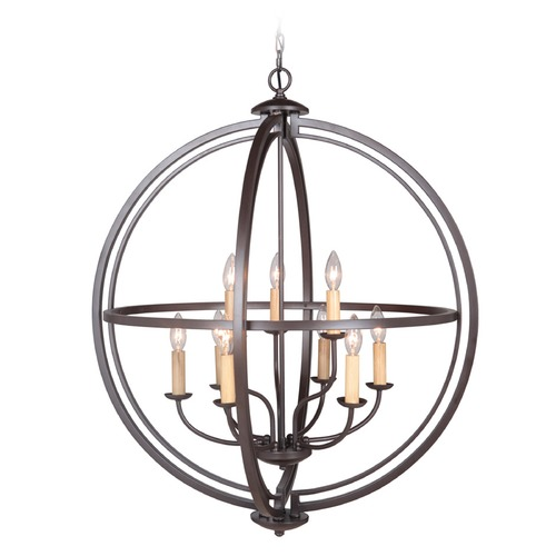 Craftmade Lighting Craftmade Lighting Berkeley Espresso Pendant Light 40139-ESP