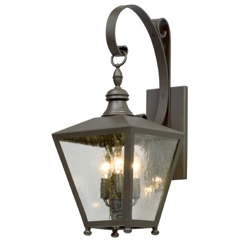 Troy Lighting Troy Lighting Mumford Bronze Outdoor Wall Light B5192