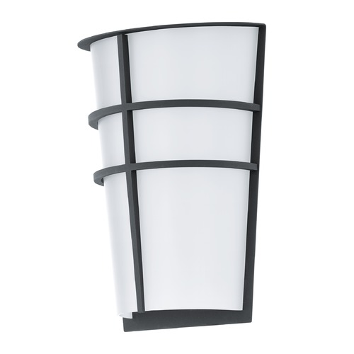 Eglo Lighting Eglo Breganzo Anthracite LED Outdoor Wall Light 94138A