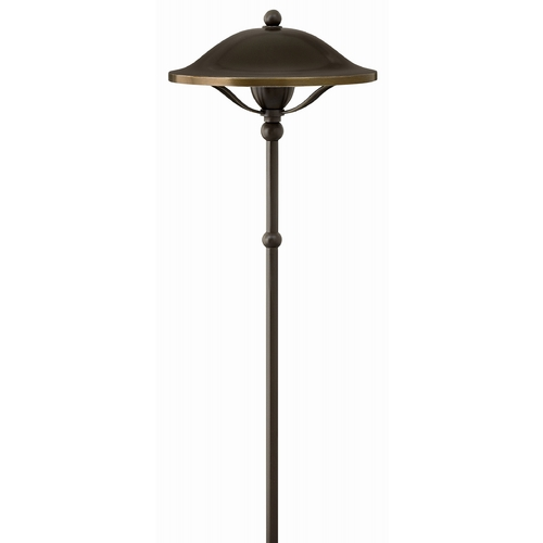 Hinkley Lighting Modern Path Light in Olde Bronze Finish 1593OB