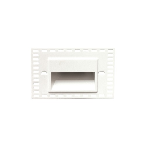 WAC Lighting WAC Lighting Ledme White LED Recessed Step Light with White LED WL-LED100TR-C-WT