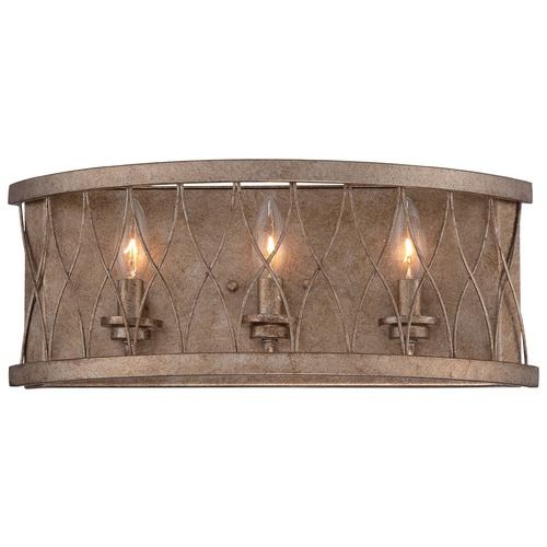 Minka Lavery Minka West Liberty Olympus Gold Bathroom Light 5403-581