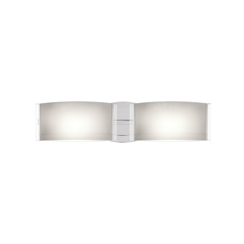 Besa Lighting Besa Lighting Jodi Chrome Bathroom Light 2WM-673006-CR