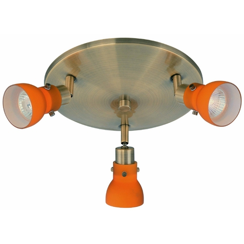 Lite Source Lighting Lite Source Lighting Director Ii Antique Brass Directional Spot Light LS-17093AB/AMB
