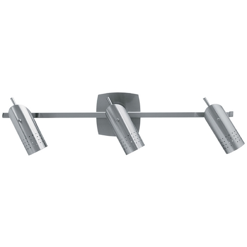 Access Lighting Modern Bathroom Light in Brushed Steel Finish 52019-BS
