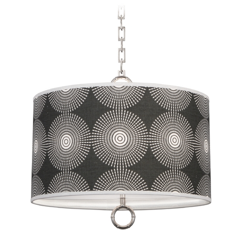 Robert Abbey Lighting Robert Abbey Jonathan Adler Meurice Pendant Light S53SN