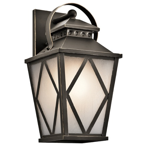 Kichler Lighting Kichler Lighting Hayman Bay Outdoor Wall Light 49292OZ