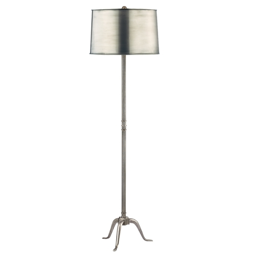 Hudson Valley Lighting Floor Lamp in Aged Silver Finish L816-AS-M
