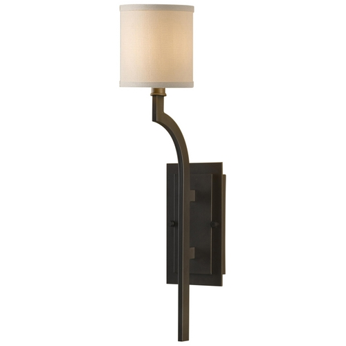 Feiss Lighting Modern Sconce Wall Light in Oil Rubbed Bronze Finish WB1470ORB