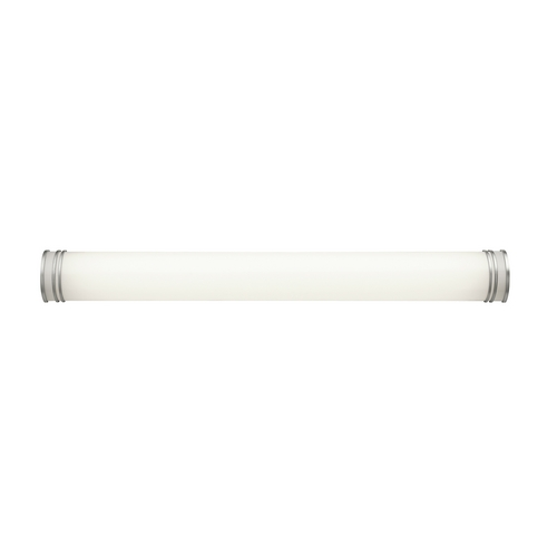 Kichler Lighting Kichler Modern Bathroom Light with White in White Finish 10335WH
