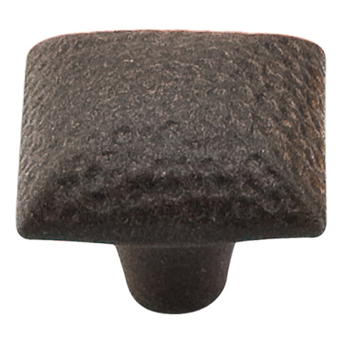 Top Knobs Hardware Cabinet Knob in Rust Finish M262
