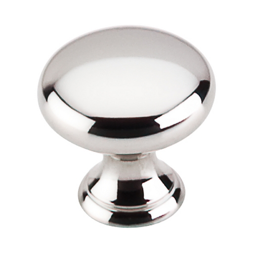 Top Knobs Hardware Cabinet Knob in Polished Nickel Finish M1311