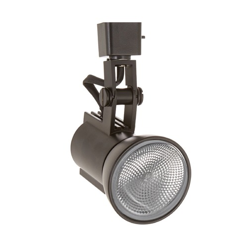 WAC Lighting Wac Lighting Black Track Light Head JTK-773-BK