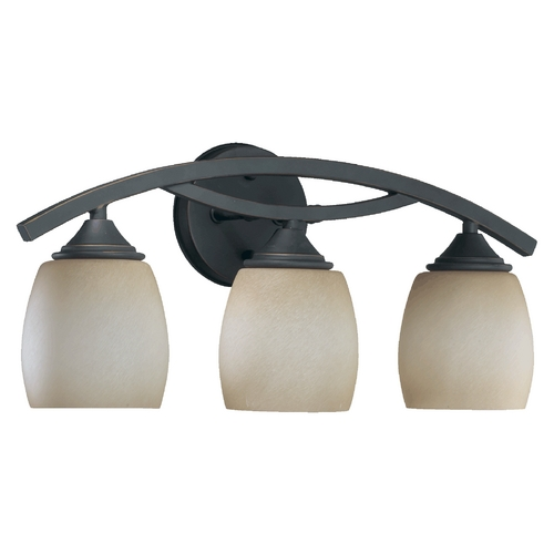 Quorum Lighting Quorum Lighting Old World Bathroom Light 5030-3-95