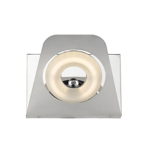 Golden Lighting Golden Lighting Oslo Chrome LED Bathroom Light C428-BA1-CH