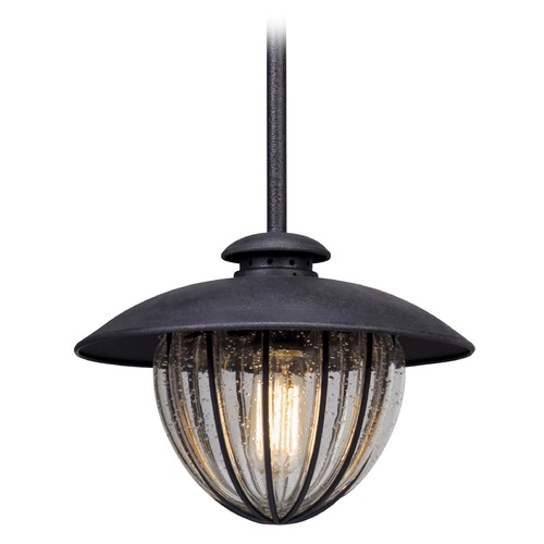 Troy Lighting Troy Lighting Murphy Vintage Iron Outdoor Hanging Light F5046