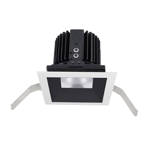 WAC Lighting WAC Lighting Volta Black White LED Recessed Trim R4SD1T-N840-BKWT
