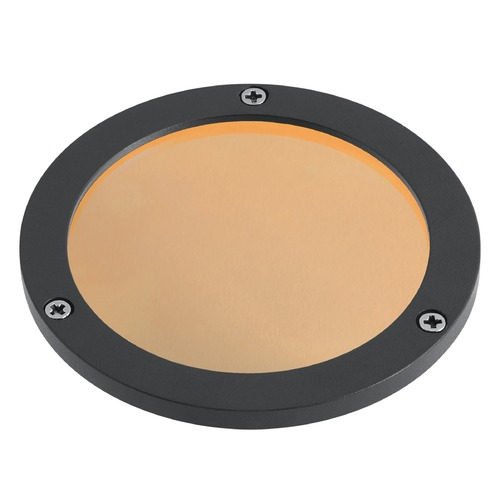 Kichler Lighting Kichler Lighting Landscape LED Textured Black C-Series Large AMB Lens 16287BKT