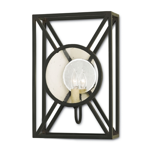 Currey and Company Lighting Currey and Company Lighting Old Iron Sconce 5119
