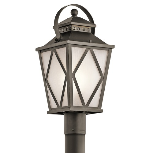 Kichler Lighting Kichler Lighting Hayman Bay Post Light 49295OZ