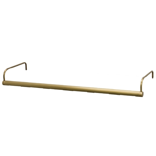 House of Troy Lighting Picture Light in Weathered Brass Finish SL30-76