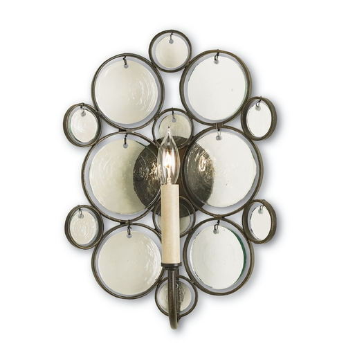 Currey and Company Lighting Currey and Company Lighting Bronze Sconce 5120
