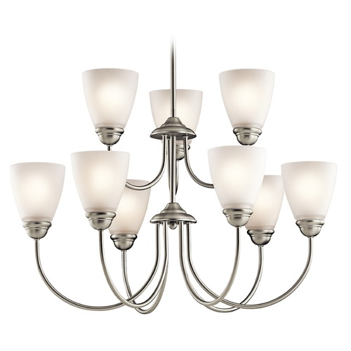 Kichler Lighting Kichler Lighting Jolie Chandelier 43639NI