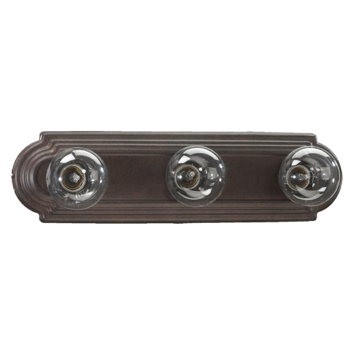 Quorum Lighting Quorum Lighting Toasted Sienna Bathroom Light 5049-3-44