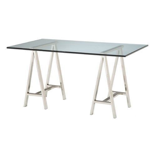 Sterling Lighting Sterling Lighting Polished Nickel Table 5001100
