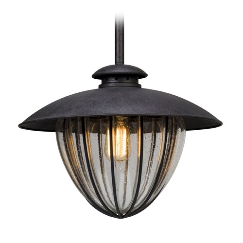 Troy Lighting Troy Lighting Murphy Vintage Iron Outdoor Hanging Light F5047