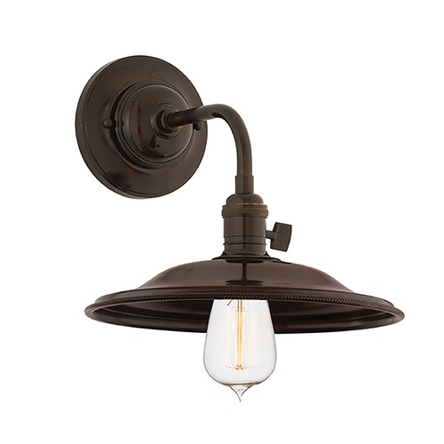 Hudson Valley Lighting Sconce Wall Light in Old Bronze Finish 8000-OB-MS2