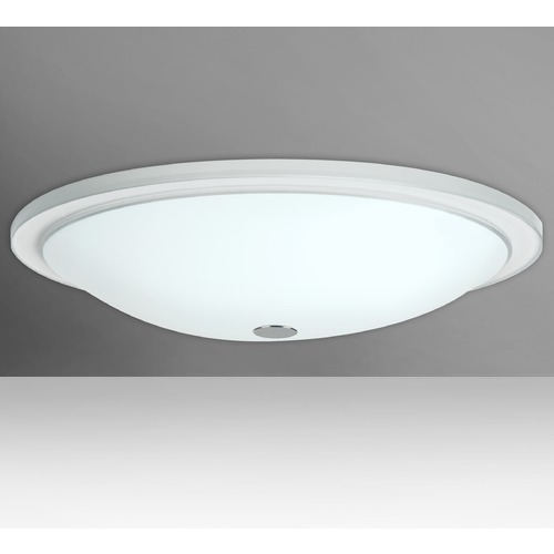 Besa Lighting Besa Lighting Manta Flushmount Light 912939C-HAL