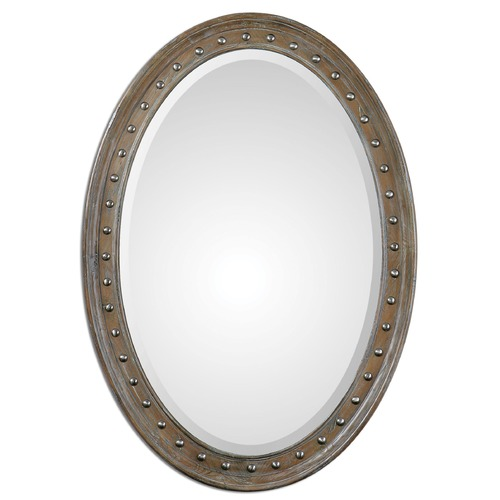 Uttermost Lighting Uttermost Sylvana Oval Mirror 11917