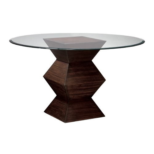 Sterling Lighting Sterling Lighting Zebrano Accent Table 5006700