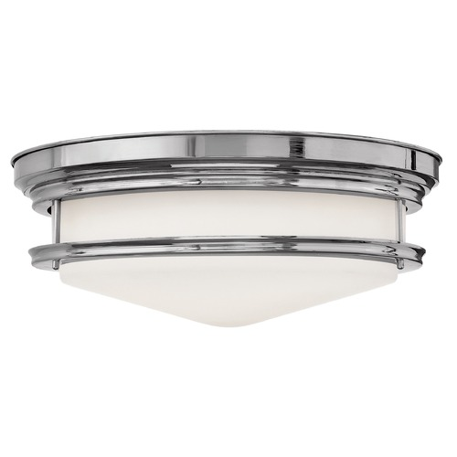 Hinkley Lighting Hinkley Lighting Hadley Chrome Flushmount Light 3304CM-GU24