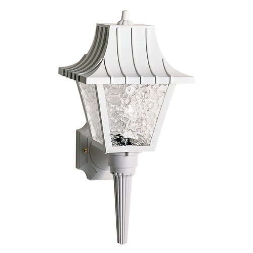 Nuvo Lighting Nuvo Lighting White Outdoor Wall Light SF77/853