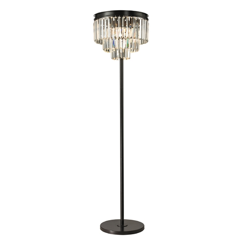Dimond Lighting Dimond Lighting Palacial Oil Rubbed Bronze Floor Lamp 14211/3