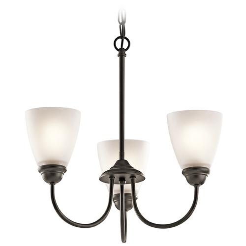 Kichler Lighting Kichler Lighting Jolie Mini-Chandelier 43637OZ